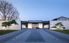 蘇州世茂龍胤展示區景觀